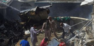 incidente in pakistan