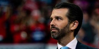 twitter blocca l'account di donald trump jr.