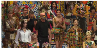 Dolce e Gabbana - Milano Fashion Week 2020