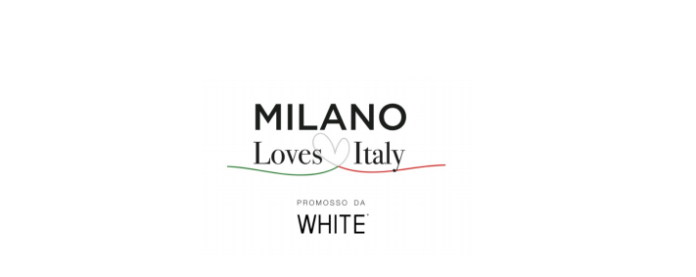 White - Milano Loves Italy