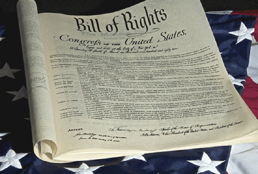 Bill of Rights - i 10 emendamenti approvati nel 1789 - Periodico Daily