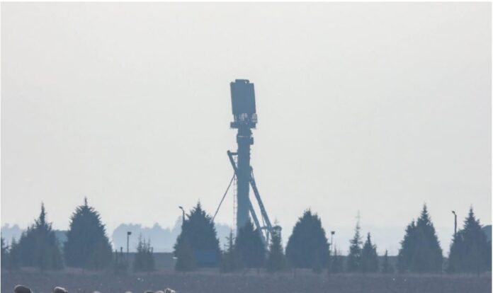 Missile S-400 russo