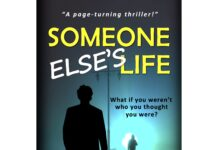 Kevin J Simington Cover di Someone Else's Life