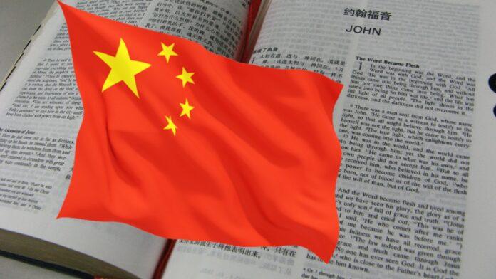 La Cina stravolge il Vangelo