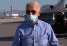 Joe Biden lancia un messaggio