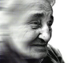 villaggio per malati d'alzheimer donna