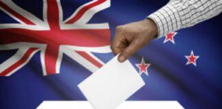 Elezioni in Nuova Zelanda