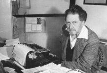 Ezra Pound al lavoro