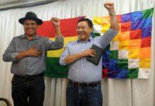 golpisti boliviani