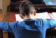 Homeschooling. insegnare a casa la storia dell'arte, articolo e foto di Loredana Carena