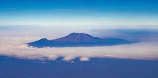 Stanno sparendo parti del kilimangiaro