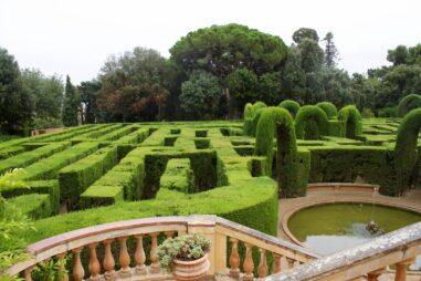 Piccole dritte su Barcellona: Il Parco del Labirinto d'Horta