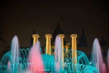 Piccole dritte su Barcellona: Fontana Magica di Montjuïc