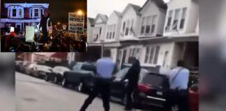 Proteste a Philadelphia