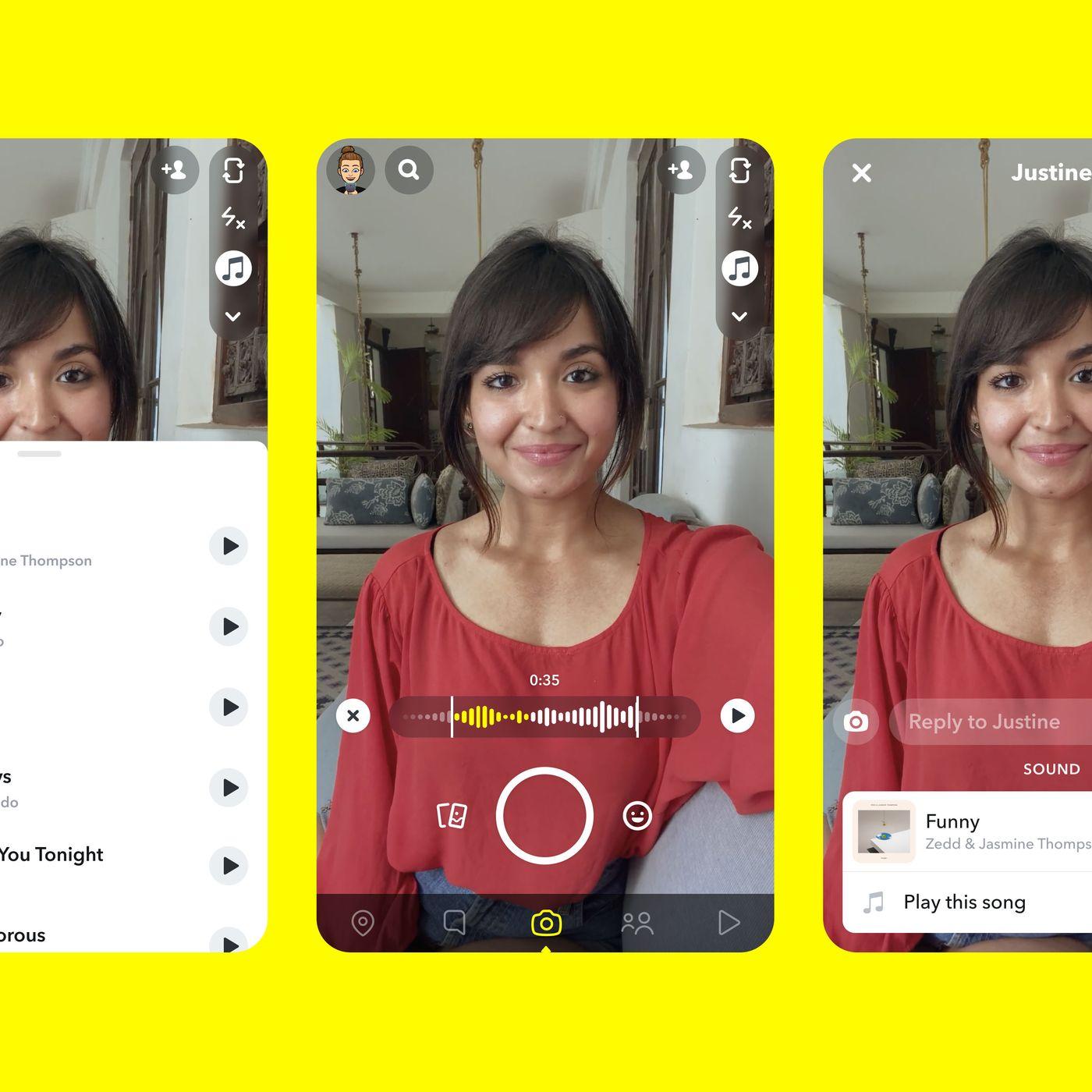 Snapchat Sound