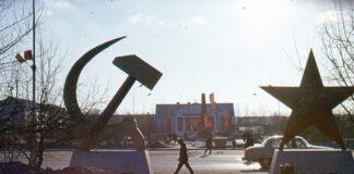 la città di Togliatti, Russia