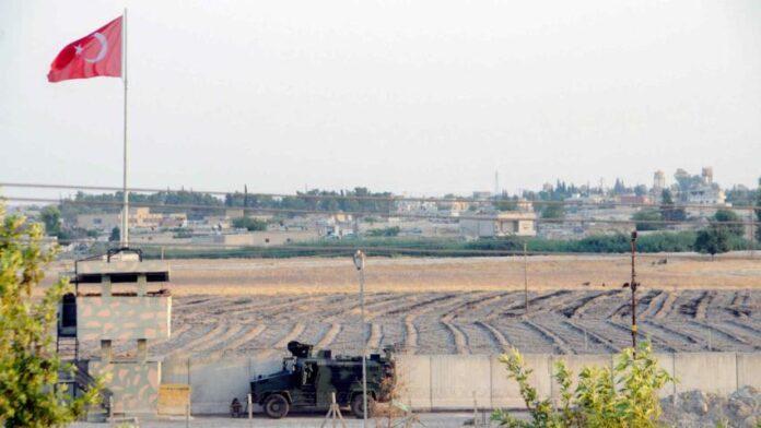 Avamposti esercito turco evacuati