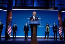 Biden presenta la sua squadra