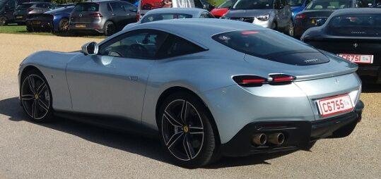 Ferrari Roma coupé