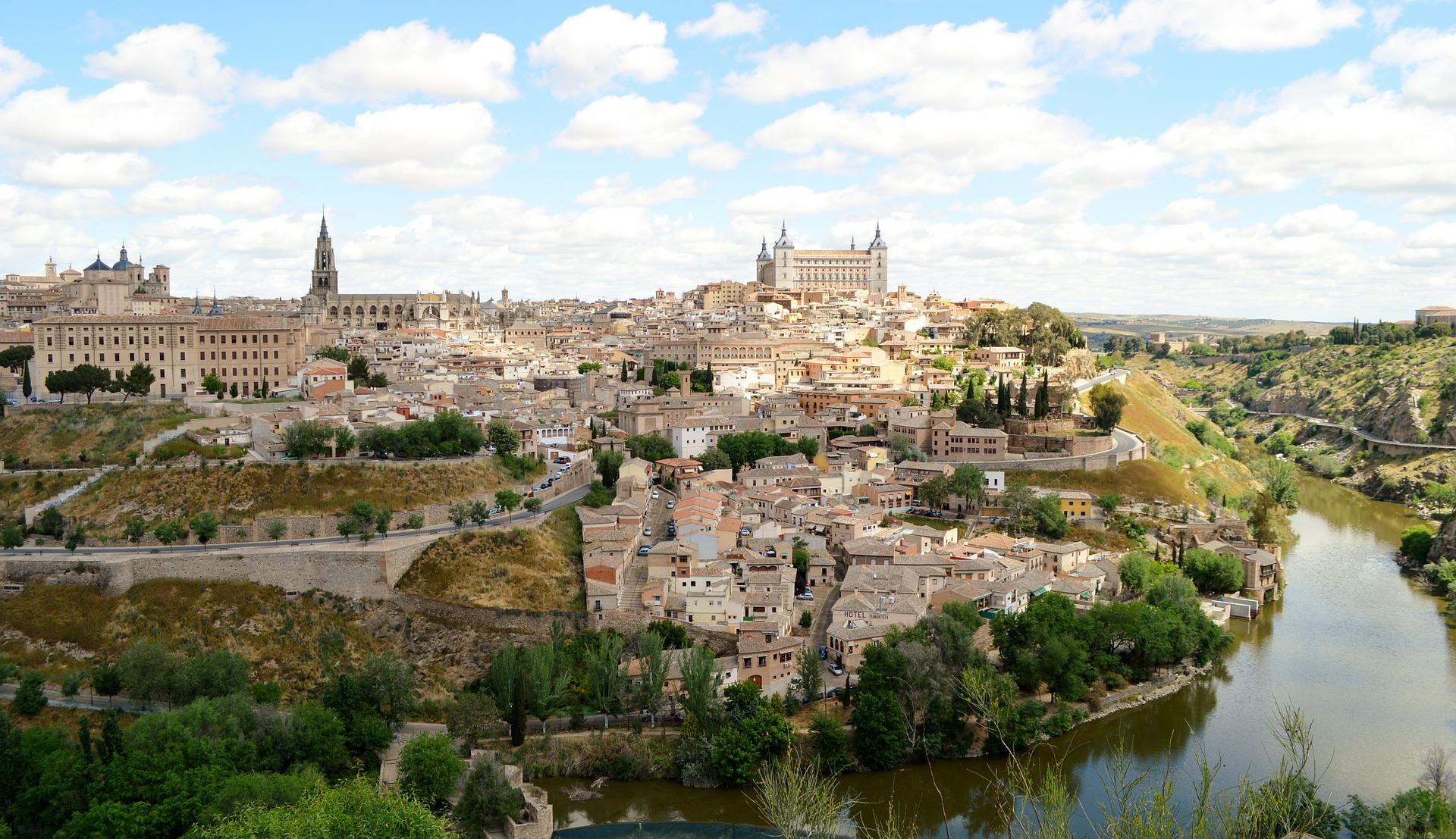 gita a Holy Toledo