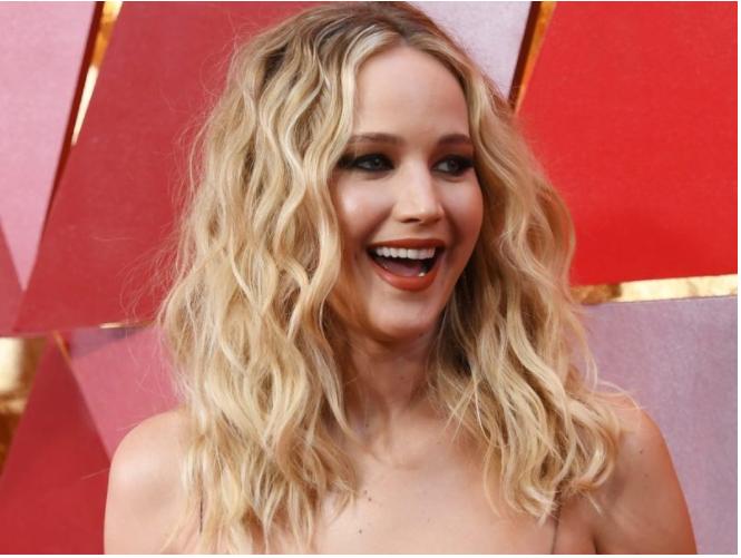 Hollywood Jennifer Lawrence