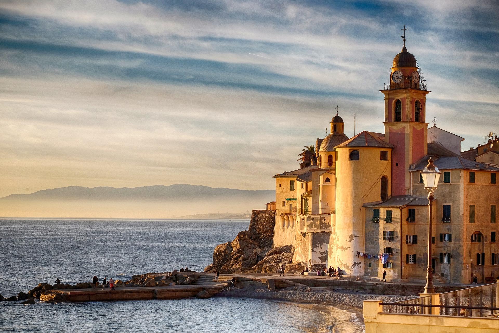 La città di Genova