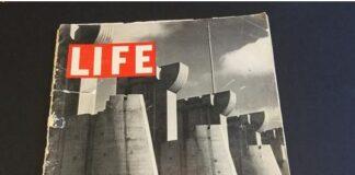 primo numero di Life magazine