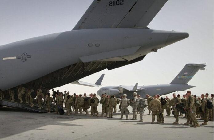 Ritiro responsabile Usa dall'Afghanistan