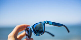occhiali Plastic-Free