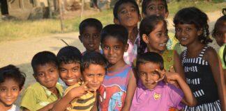 Biblioteca mobile: libri per i bambini in Sri Lanka