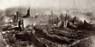 Boston il grande incendio