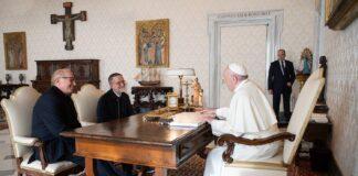 Papa incontra Maccalli