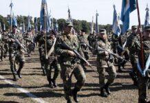 In Argentina esercito