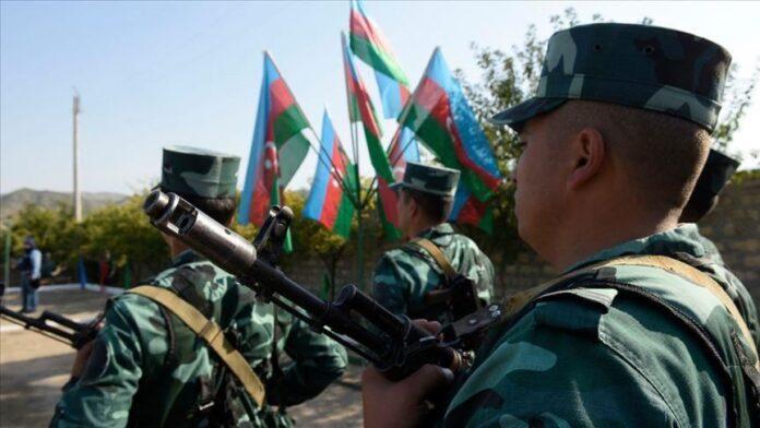 esercito azero
