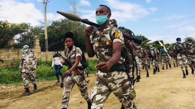 esercito etiope