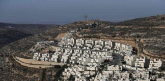 Pompeo visita insediamento israeliano
