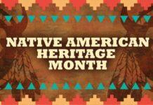 Novembre è il mese nativi americani