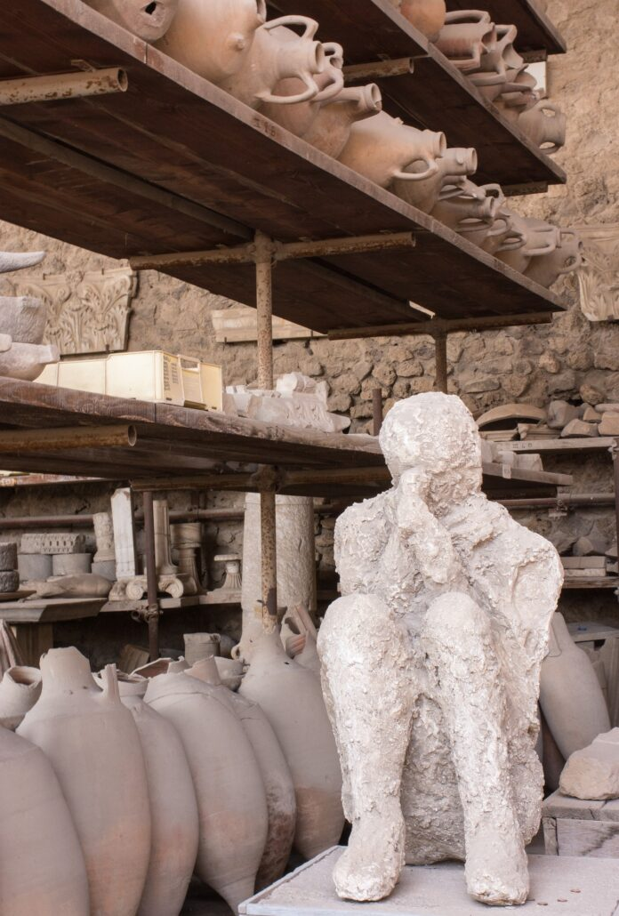 Pompei scoperta archeologica