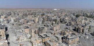 ricostruzione siria