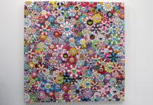 Takashi Murakami motivi floreali
