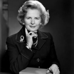 Margaret Thatcher ex premier