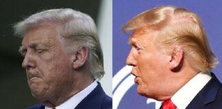 Donald Trump cambia look