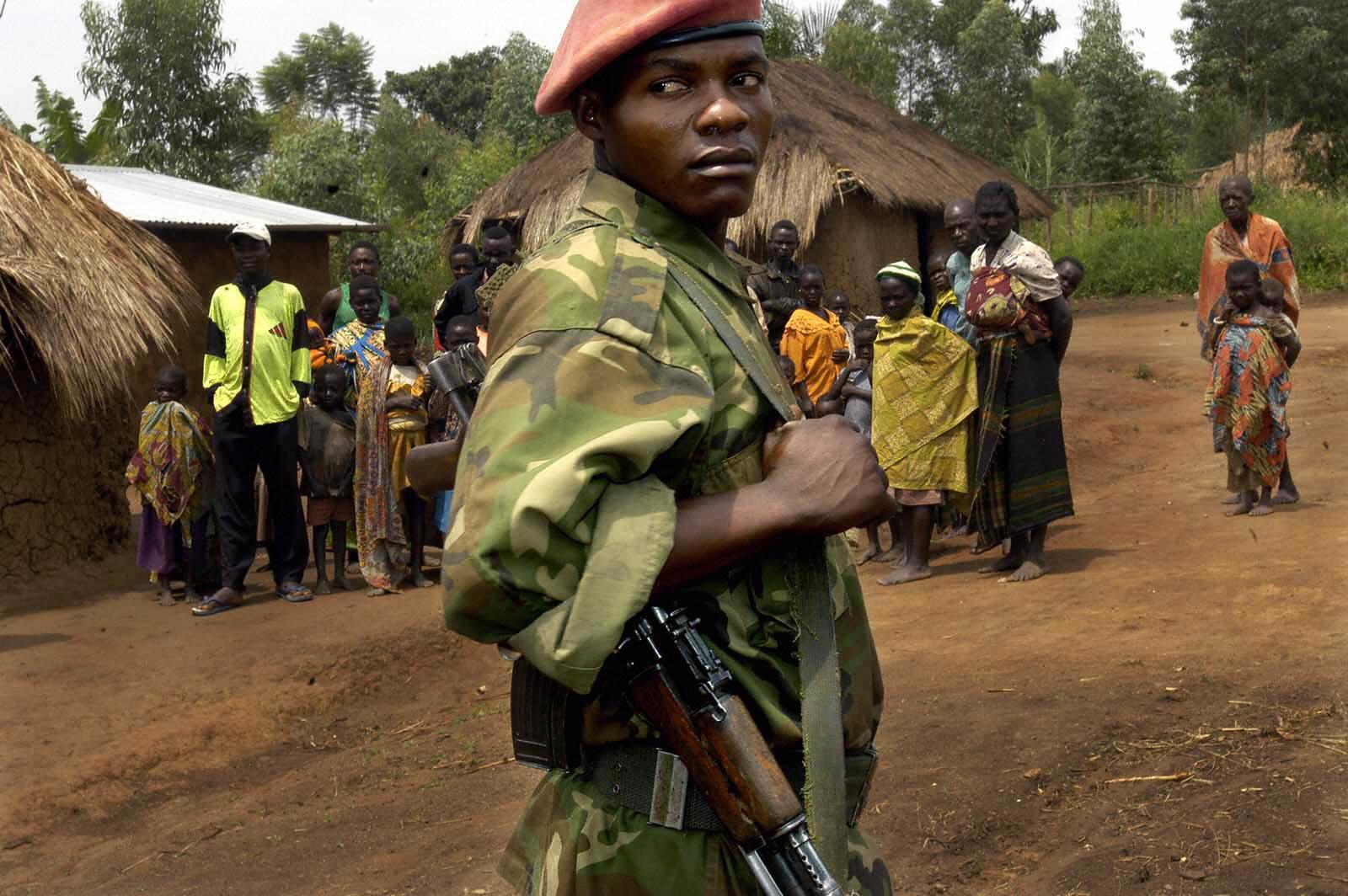 Congo: forestale viola diritti umani