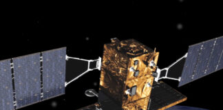 Satellite in legno: i giapponesi suglu scudi