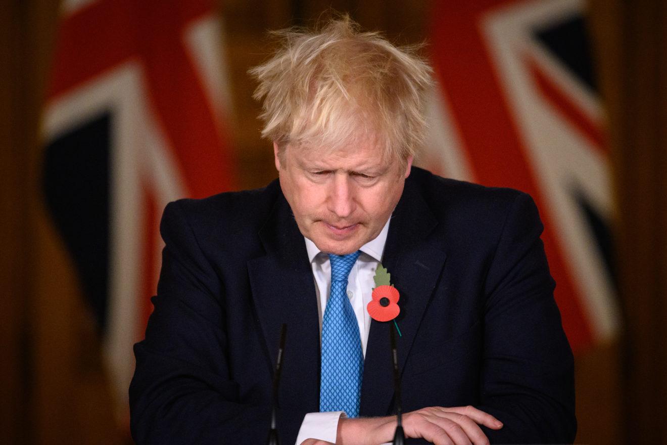 Il premier Boris Johnson deciderà in 48 ore