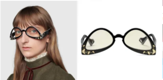 Gucci occhiali upside down