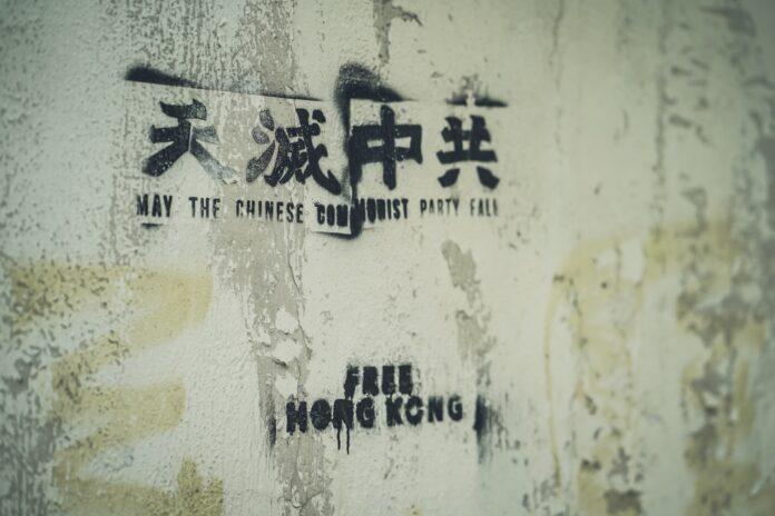10 attivisti di Hong Kong
