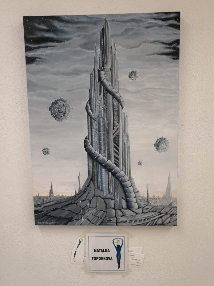 mostre di Onde d'arte