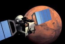 Mars Express: la sonda dell'ESA su Marte