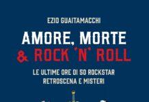 copertina libro amore morte e rock